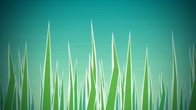 草被说明的圈 皇族释放例证