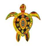 草龟华丽为您的设计 向量例证