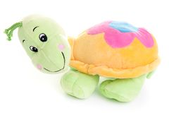 草龟玩具 免版税库存照片