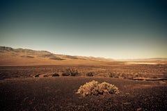 荒地喜欢火星 库存照片