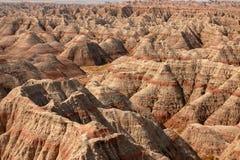 荒地国家公园美国 免版税库存图片