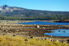 荒芜原野,加利福尼亚 免版税库存图片