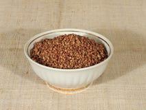 荞麦种子  免版税图库摄影