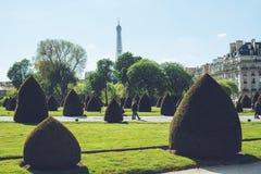 荣军院-巴黎法国市步行旅行射击 免版税库存照片