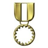 荣誉称号奖牌 皇族释放例证