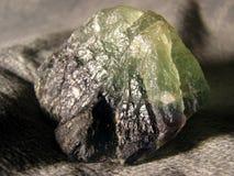 荧石标本 库存图片