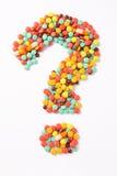 药剂问题 免版税库存图片