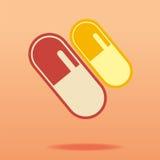 药片。 免版税库存图片