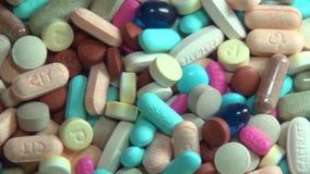 药片,医学,药物,健康 影视素材