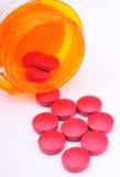 药物规定 免版税库存图片