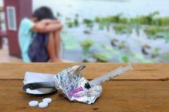 药物, 图库摄影