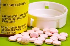 药物 免版税图库摄影