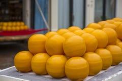 荷兰乳酪 库存照片