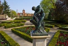 荷兰伦敦公园 库存照片
