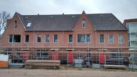 荷兰住房 库存照片