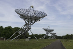 荷兰单选行望远镜 库存照片