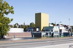 荷兰博物馆在市格罗宁根 免版税库存图片