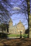荷兰城堡 免版税图库摄影