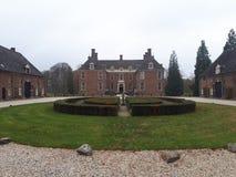 荷兰城堡Slangenburg 库存图片