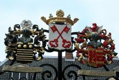 荷兰市莱顿 免版税库存照片