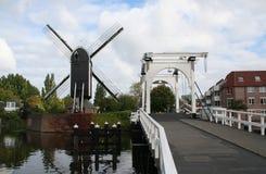 荷兰市莱顿 免版税图库摄影