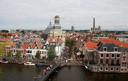 荷兰市莱顿 库存照片