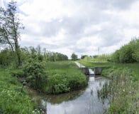 荷兰春天 库存照片