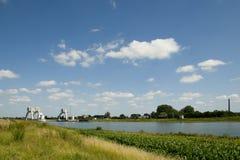荷兰河 免版税库存图片