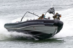 荷兰海军 免版税库存图片
