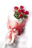 荷兰玫瑰花花束  库存照片