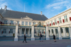 荷兰皇家住所 图库摄影