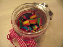 荷兰糖果 免版税库存图片