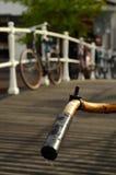 荷兰自行车 免版税库存照片