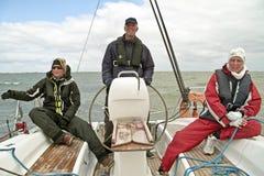 荷兰航行 库存照片