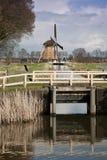 荷兰船 库存照片