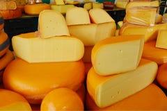 从荷兰荷兰的乳酪 库存照片
