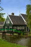 荷兰语农村风景 免版税库存照片