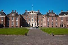 荷兰语宫殿 库存照片