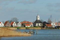 荷兰语小的村庄 免版税库存图片