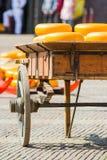 荷兰语干酪 免版税库存图片