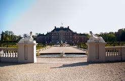 荷兰语庭院宫殿 库存照片