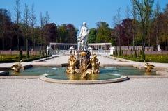 荷兰语庭院宫殿 免版税库存照片