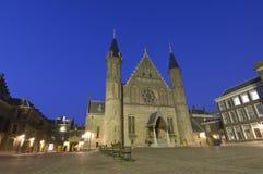 荷兰语房子议会 库存图片