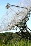 荷兰语无线电望远镜westerbork 免版税库存图片