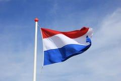 荷兰语标志 免版税库存照片