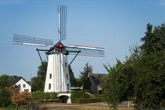 荷兰语磨房 免版税库存图片