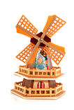 荷兰语纪念品 库存照片