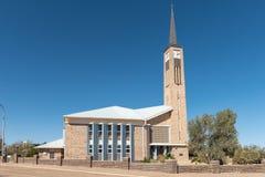 荷兰语被改革的教会在卡拉斯堡 库存图片