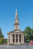 荷兰语被改革的教会在Cradock 免版税库存照片