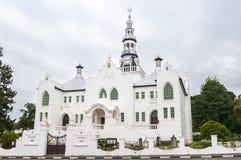 荷兰语被改革的教会Swellendam 免版税图库摄影